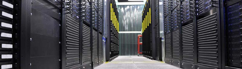 information-large-server-room