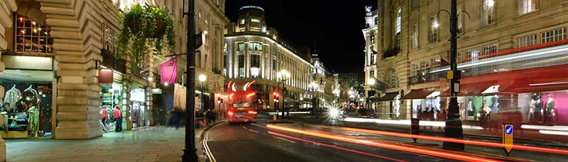 public-london-street-at-night