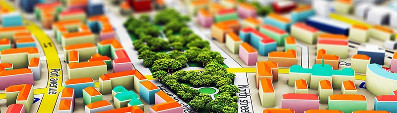 real-estate-3d-city-model