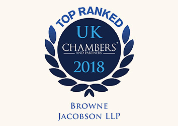 Top ranked Chambers 2018