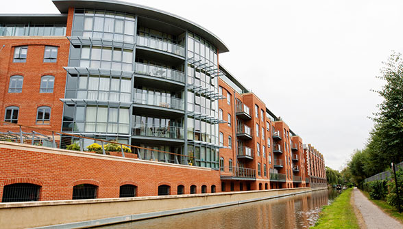 Luxury apartments in Oxford