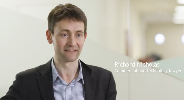 Hear from Richard Nicholas on the recent changes in contract law