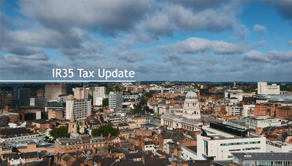 IR35 Tax update